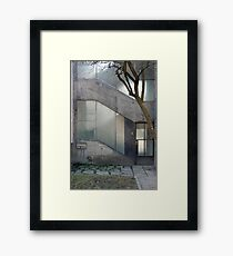 Modernism Framed Print