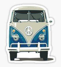 VW Split Screen Sticker