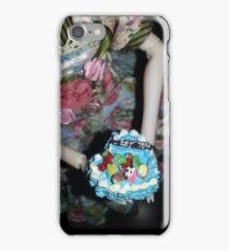 Kawaii cake iPhone Case/Skin