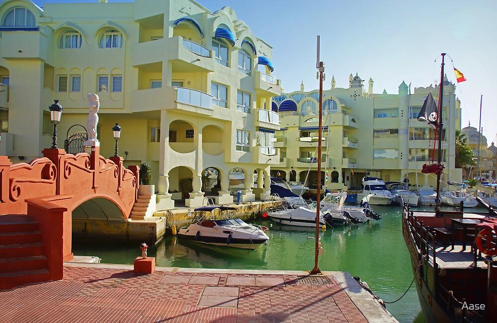Puerto Marina by Aase
