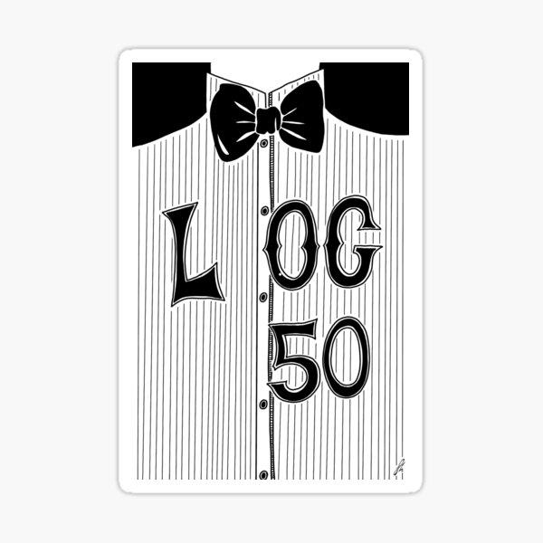 Succession // L.OG // Illustration Sticker