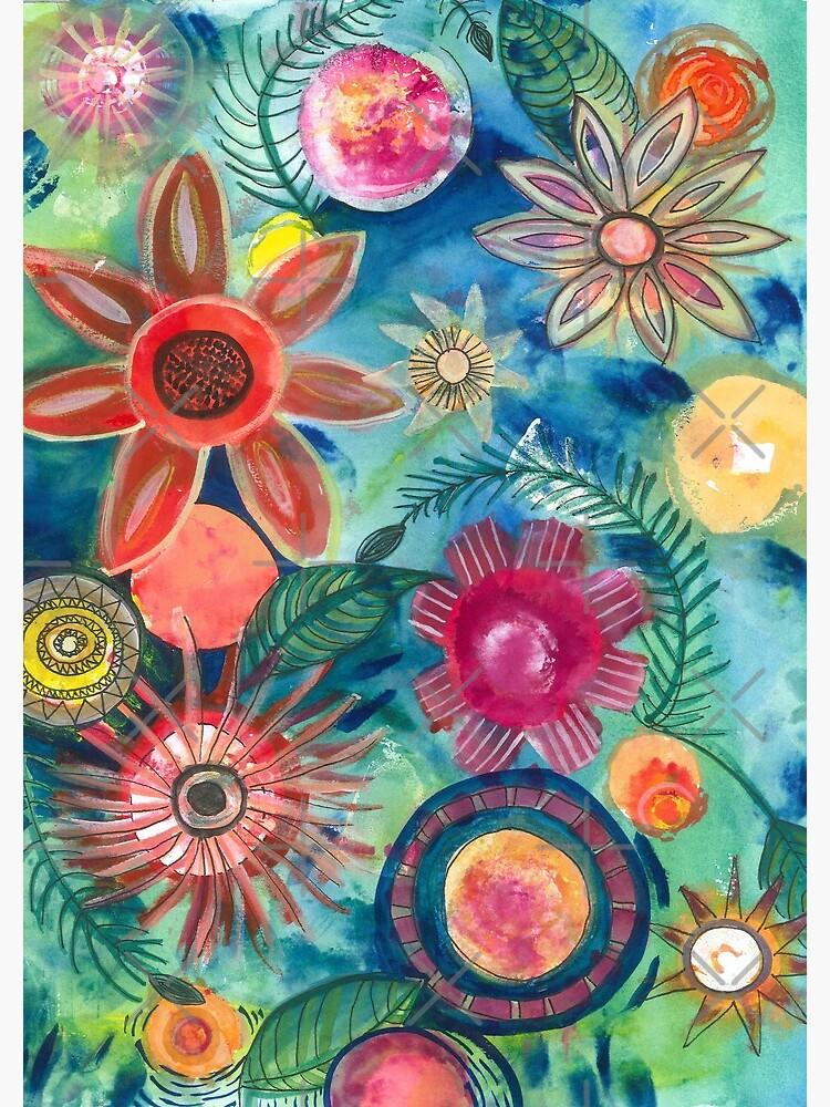 Summer Garden by TaylorBLT