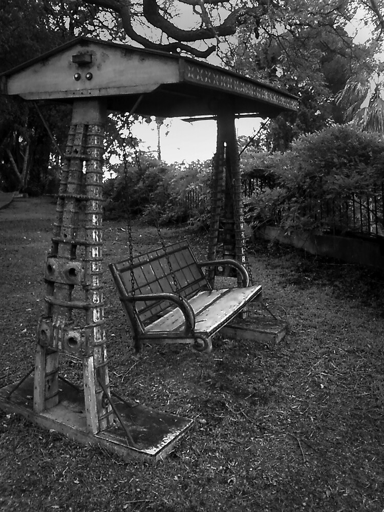 Bench by Ed Silvera