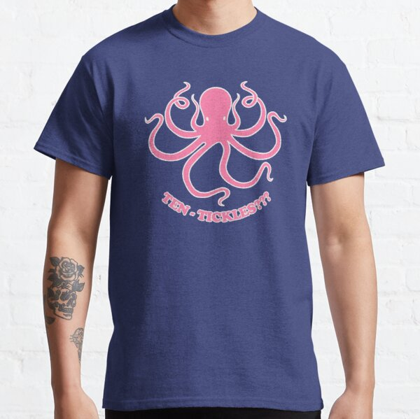 Ten - Tickles??? Classic T-Shirt