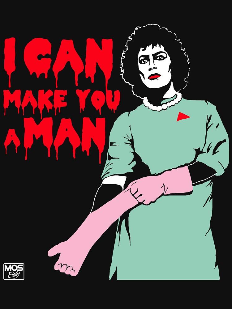 I Can Make You A Man | Women's T-Shirt