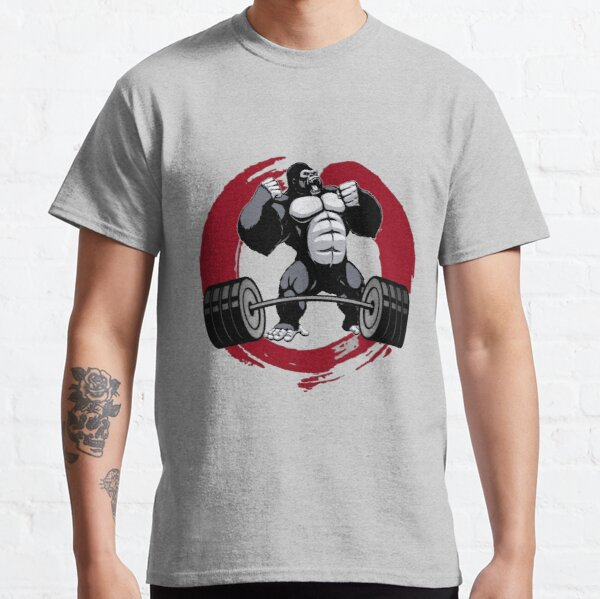 Silverback Strength Classic T-Shirt