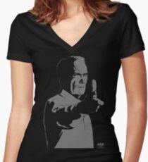 Gran Torino Women's Fitted V-Neck T-Shirt