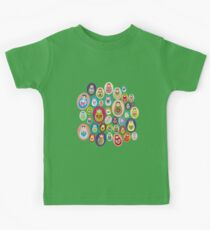 doll matryoshka Kids Tee
