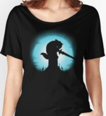 GRAVESTONE GUARDIAN Women's Relaxed Fit T-Shirt