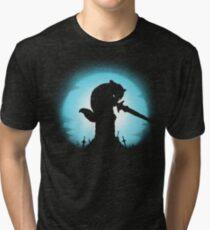 GRAVESTONE GUARDIAN Tri-blend T-Shirt