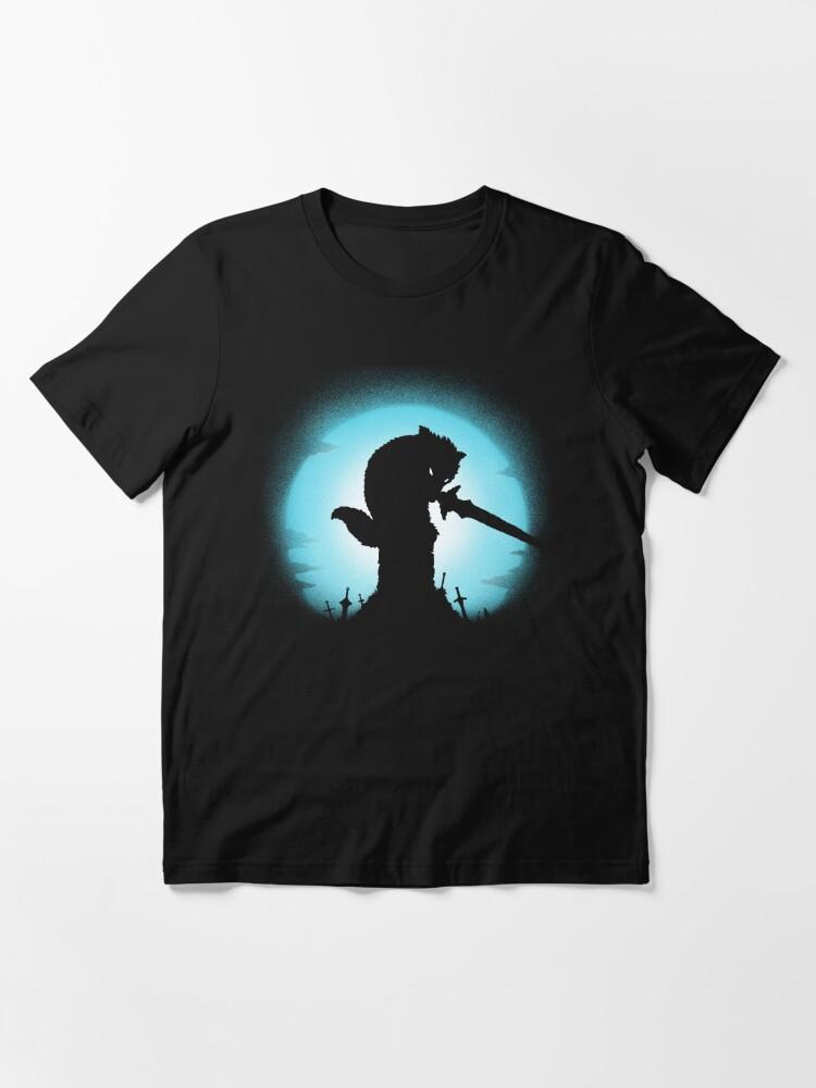Alternate view of GRAVESTONE GUARDIAN Essential T-Shirt