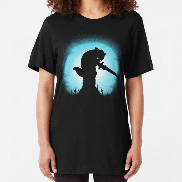 GRAVESTONE GUARDIAN Slim Fit T-Shirt