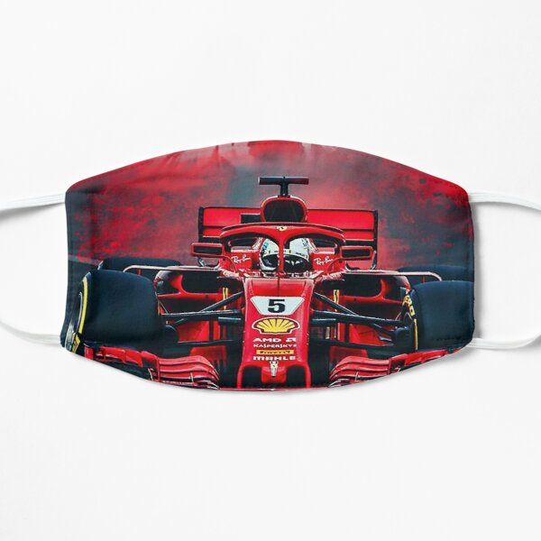 Sebastian Vettel Mask