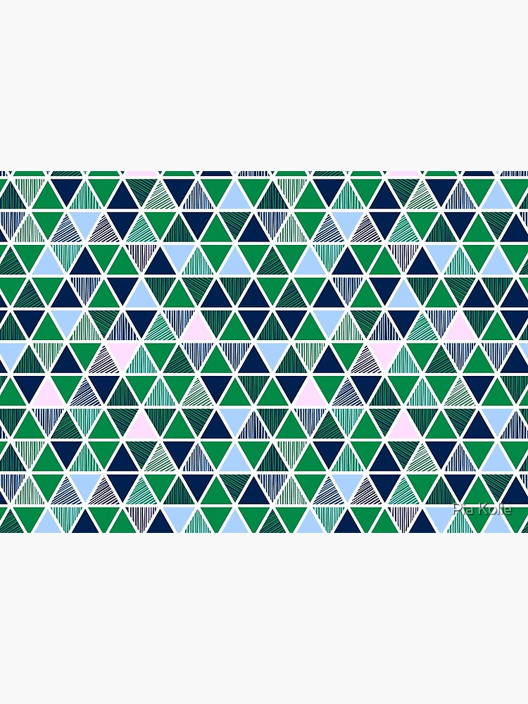 Abstrakt und Minimalistisch von Piakolle