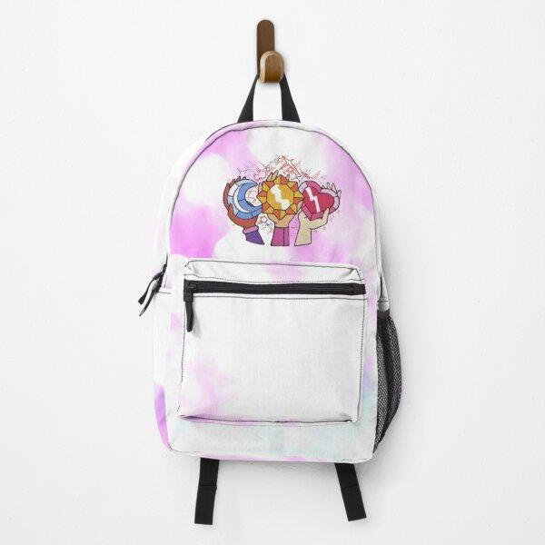 Jewel Power! - Retro Comic Art Backpack