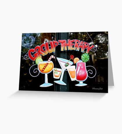 An Antique Invitation ~ Humor Greeting Card