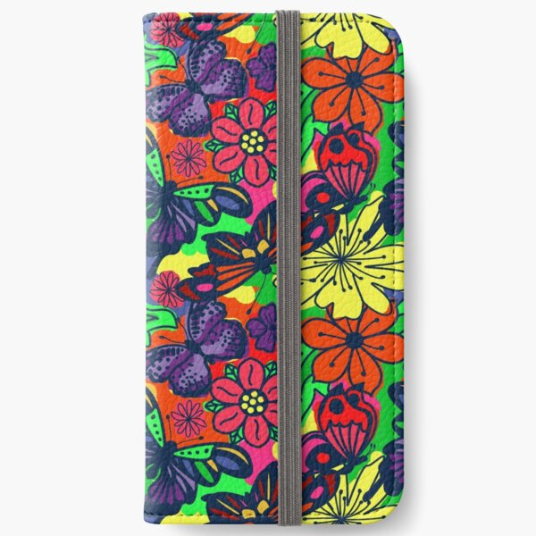 Paisley iPhone Wallet