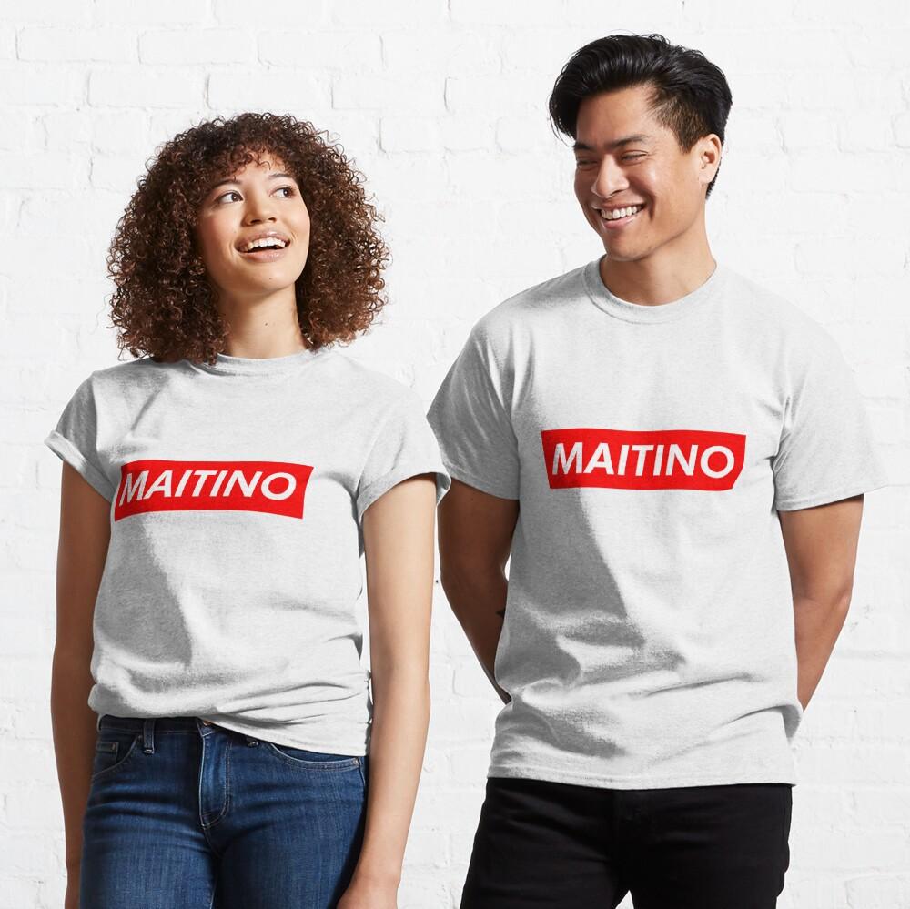 Maitino (Maite + Camino) Classic T-Shirt
