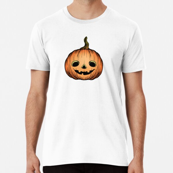 Halloween Pumpkin Premium T-Shirt