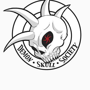 Demon Skull Society by JZerosk