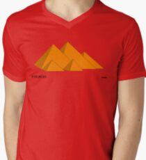 Frank Ocean Pyramids Shirt Men's V-Neck T-Shirt