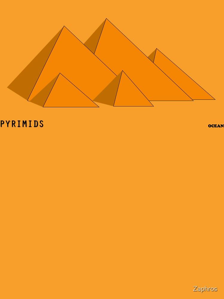 Frank Ocean Pyramids Shirt | Unisex T-Shirt