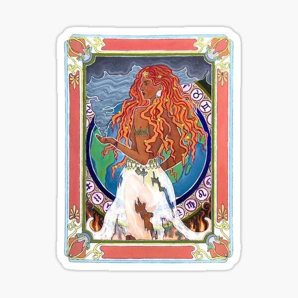 Gaia's Revenge Sticker