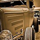 '32 Ford by Joe McTamney