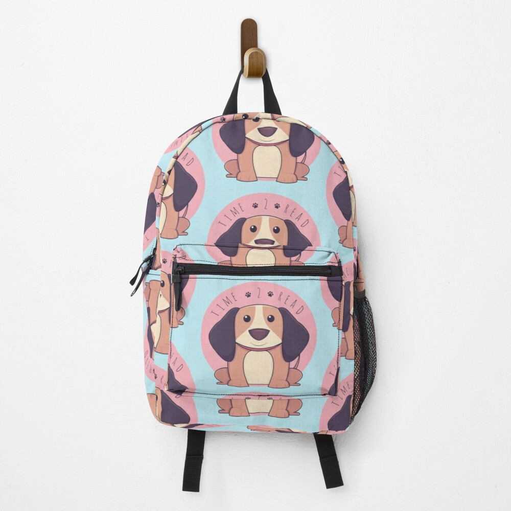 TIME 2 READ Backpack