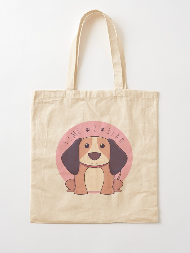 Alternate view of TIME 2 READ Tote Bag