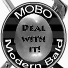 MOBO - Modern Bald - Deal with it, now in Black and White! by straylight