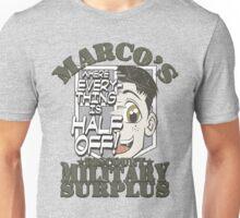 Marco's Discount Military Surplus Unisex T-Shirt