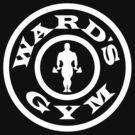Ward's Gym - WHITE by ODN Apparel