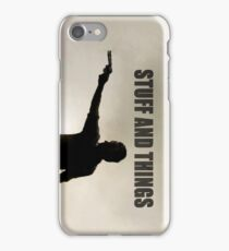 Stuff and Things Walking Dead iPhone Case/Skin