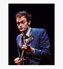 Chris Thile 2 Photographic Print