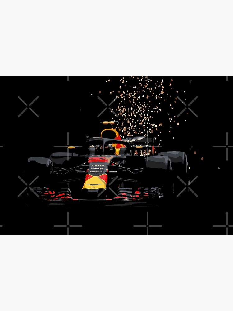 «Max Verstappen - Redbull Monaco» par Speedbirddesign