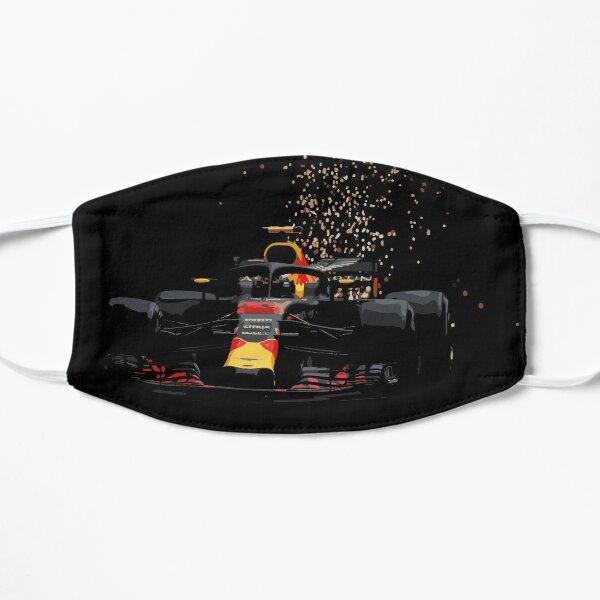 Max Verstappen - Redbull Monaco Masque sans plis
