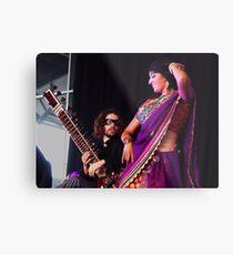 Bombay Royale 5 Metal Print