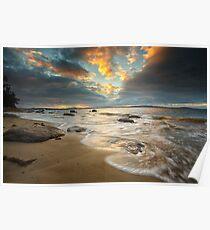 Taroona Beach Sunrise, Tasmania #17 Poster