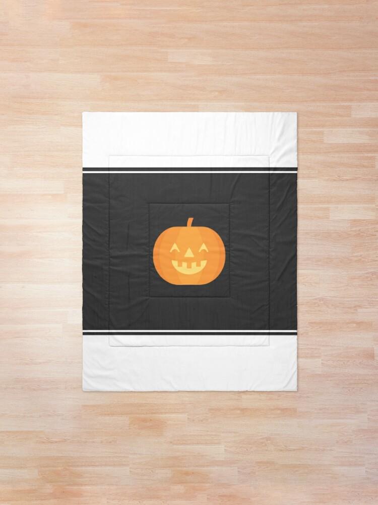 Alternate view of Halloweentown Comforter