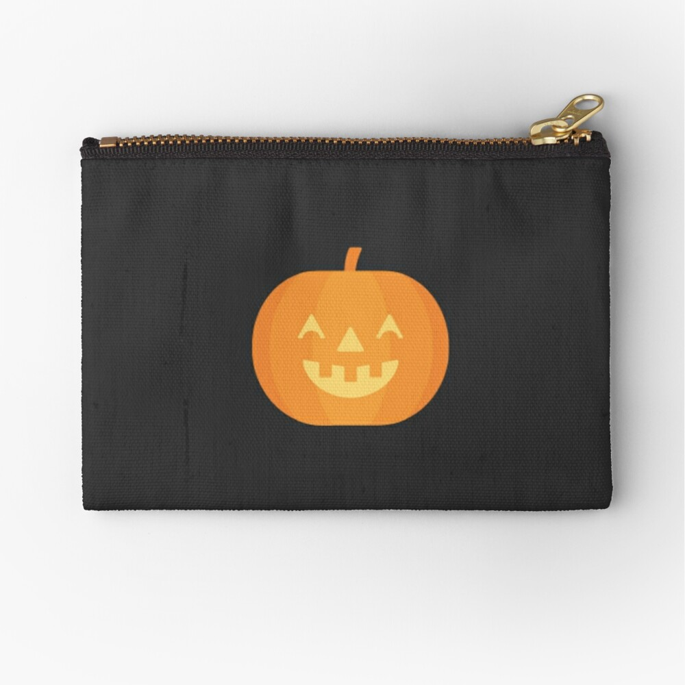 Halloweentown Zipper Pouch