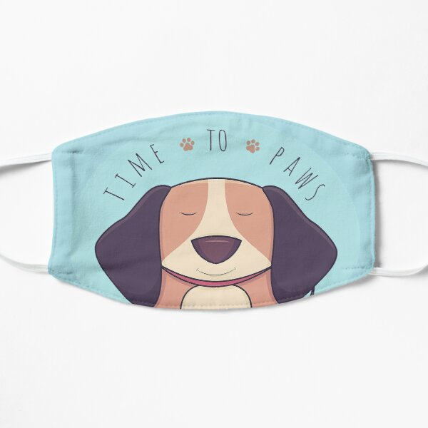 TIME 2 PAWS Mask