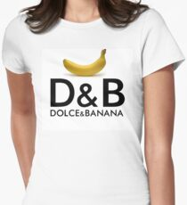 Dolce & Banana Women's Fitted T-Shirt