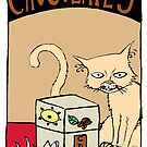 """Dirk Strangely's """"Cats and Sweets"""" CHOCOLATE by Dirk Strangely"""