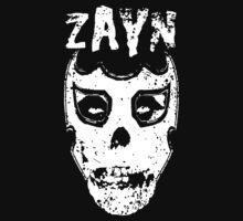 Sami Zayn/Misfits Mashup T-shirt | Unisex T-Shirt
