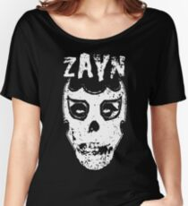 Sami Zayn/Misfits Mashup T-shirt Women's Relaxed Fit T-Shirt