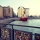 Helsinki Love Bridge by styles
