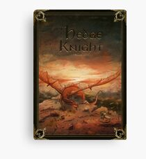 A Song of Ice and Fire:The Hedge Knight  Canvas Print