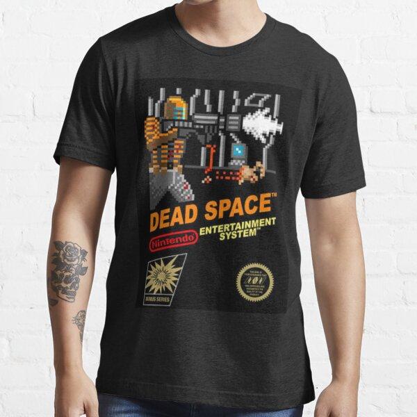 dead space nes cover art Essential T-Shirt