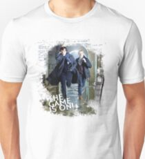 Sherlock: The Game is On! T-Shirt